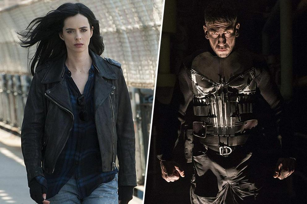 Which Netflix series will you miss the most: 'Jessica Jones' or 'The Punisher'?