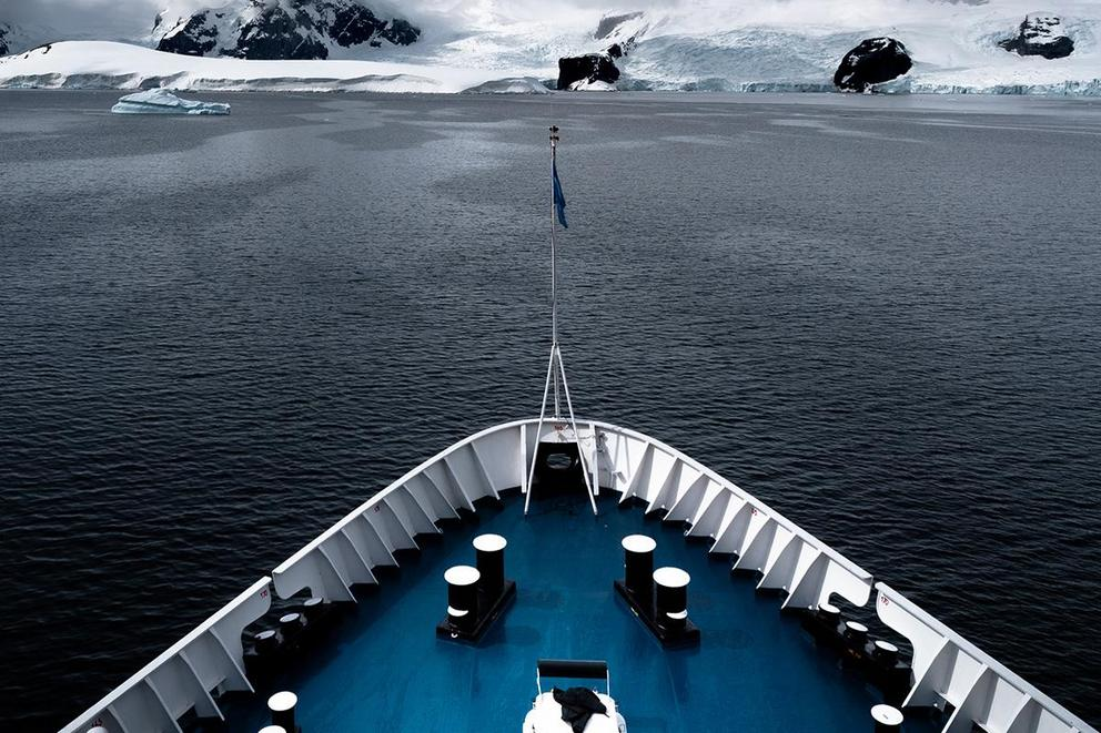 Would you ever vacation in Antarctica?