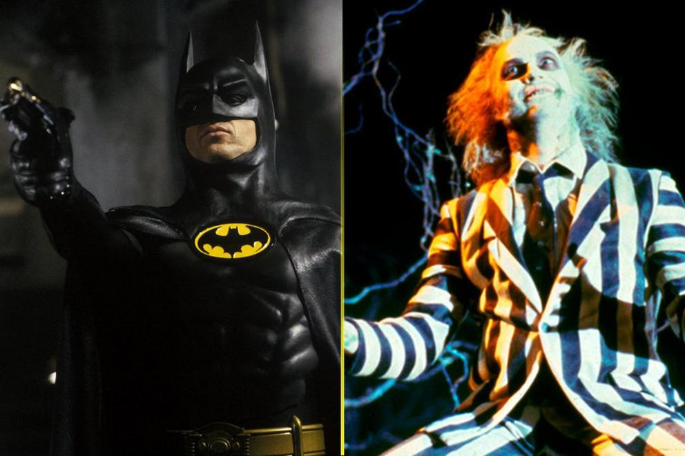 Michael Keaton's most iconic movie: Batman or Beetlejuice?