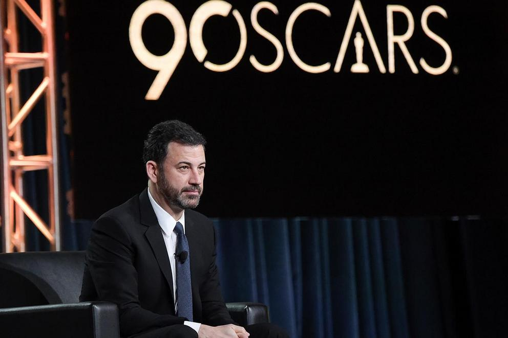 Was selecting Jimmy Kimmel to host the 2018 Oscars a tone-deaf move?