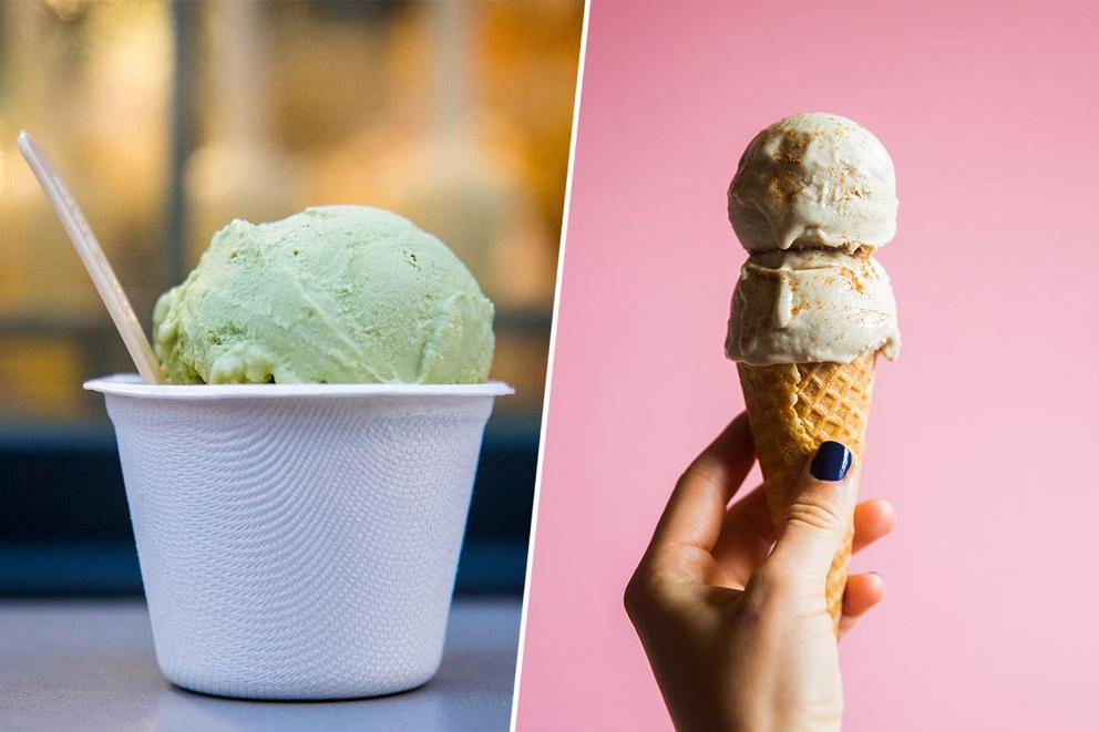 Is ice cream better in a cup or a cone?