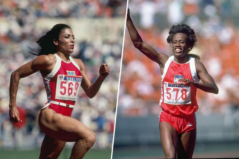 Greatest woman athlete: Florence Griffith-Joyner or Jackie Joyner-Kersee?