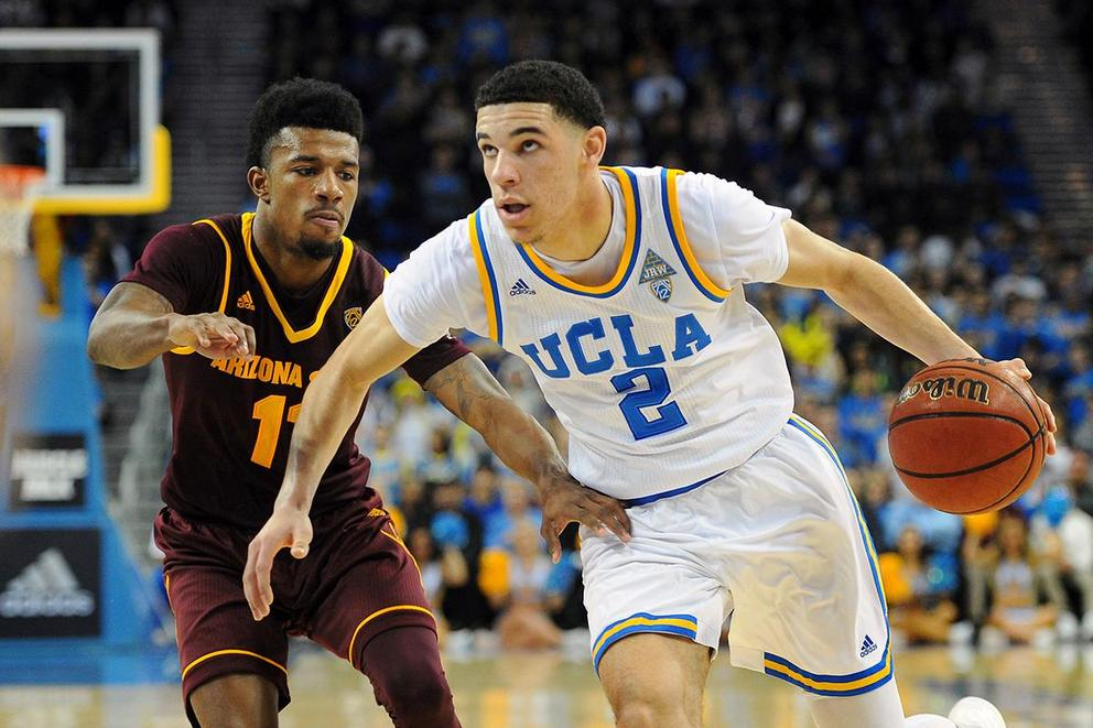 Which team will draft Lonzo Ball: Los Angeles Lakers or Boston Celtics?