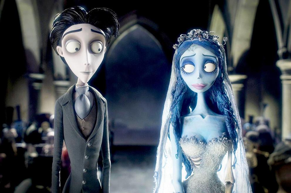 Does Tim Burton deserve critique for rarely casting actors of color in his films?