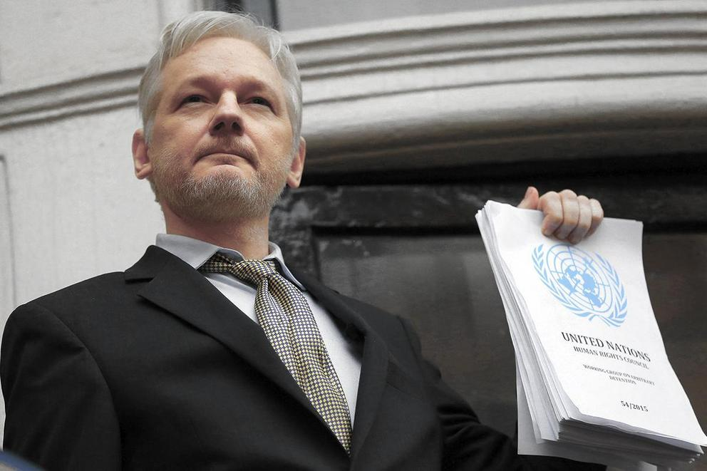 Do you trust WikiLeaks founder Julian Assange?