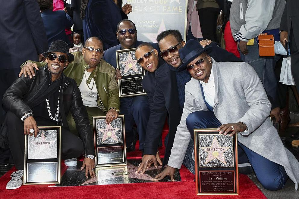 New Edition's best song: 'Candy Girl' or 'If it Isn't Love'?