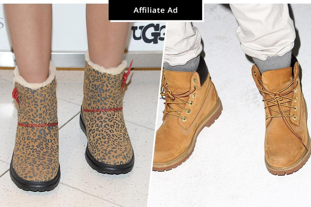 Must have winter boots: Uggs or Timberlands?
