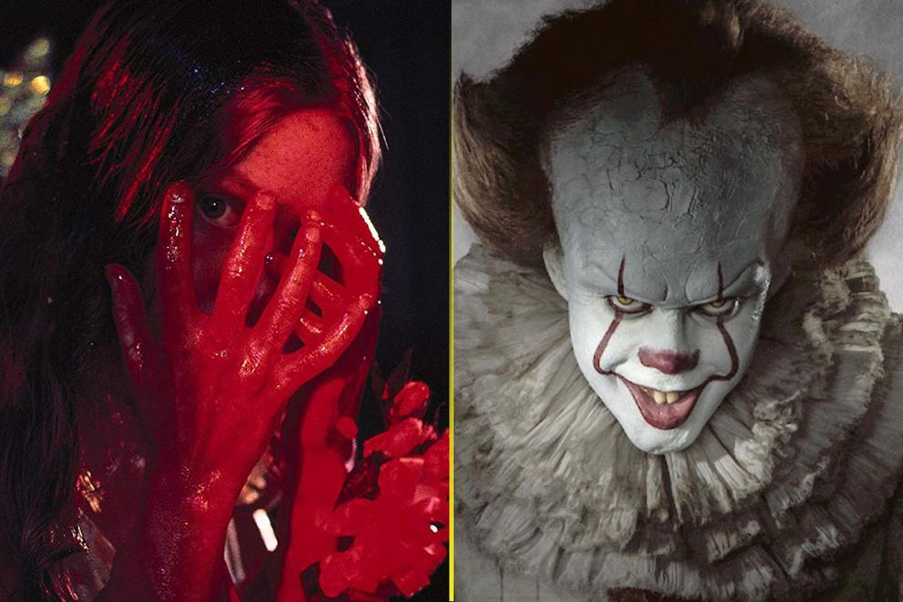 Scariest movie monster: Carrie or Pennywise?