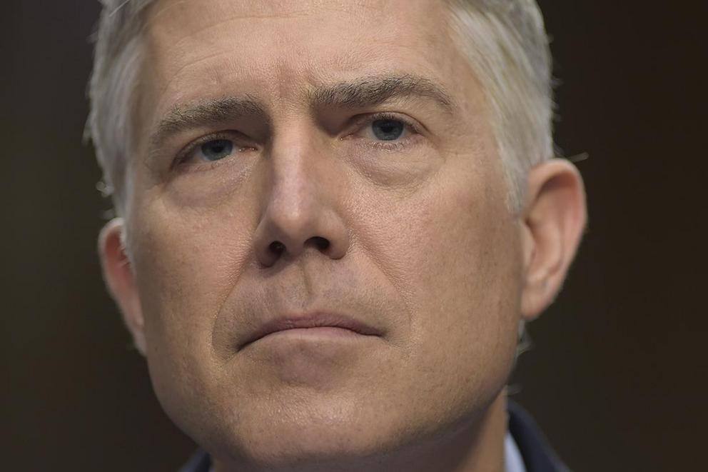 Should Neil Gorsuch be removed from the Supreme Court?