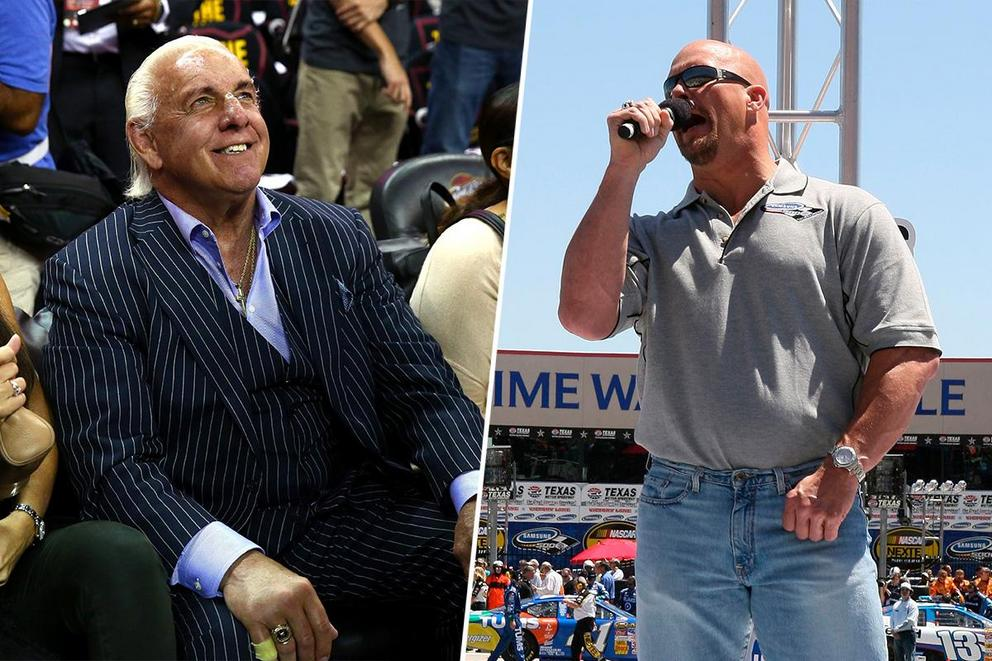 Greatest wrestler of all time: Ric Flair or 'Stone Cold' Steve Austin?
