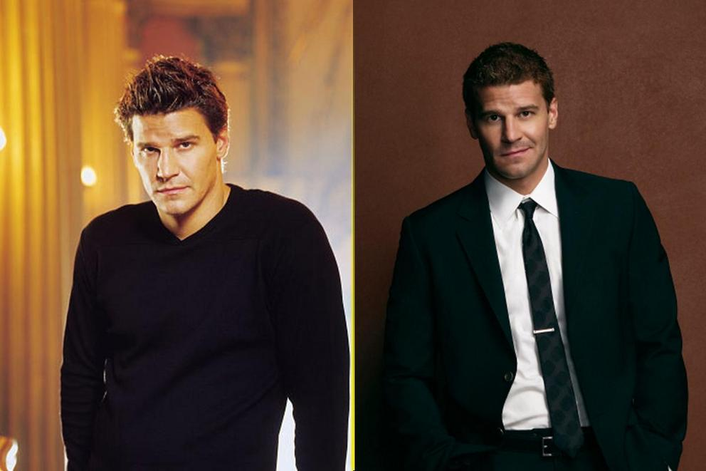 David Boreanaz's best TV role: Angel or Seeley Booth?