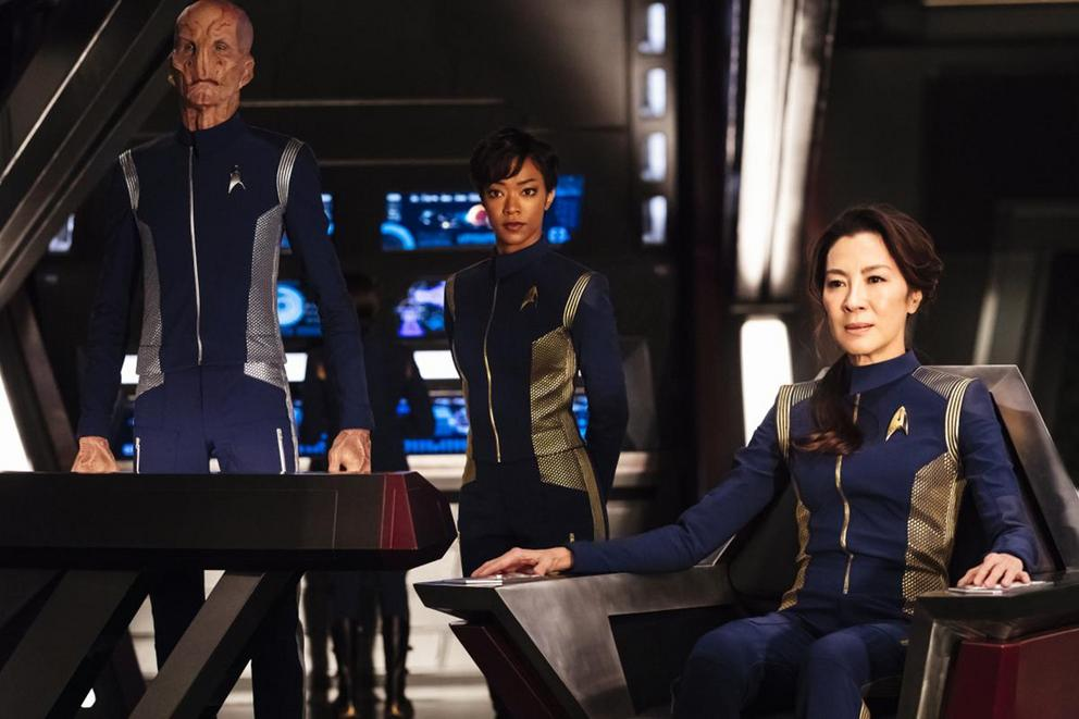 Does 'Star Trek: Discovery' live up to the hype?