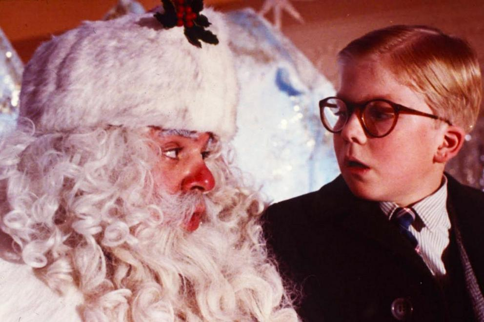 Is it wrong to lie to kids about Santa?