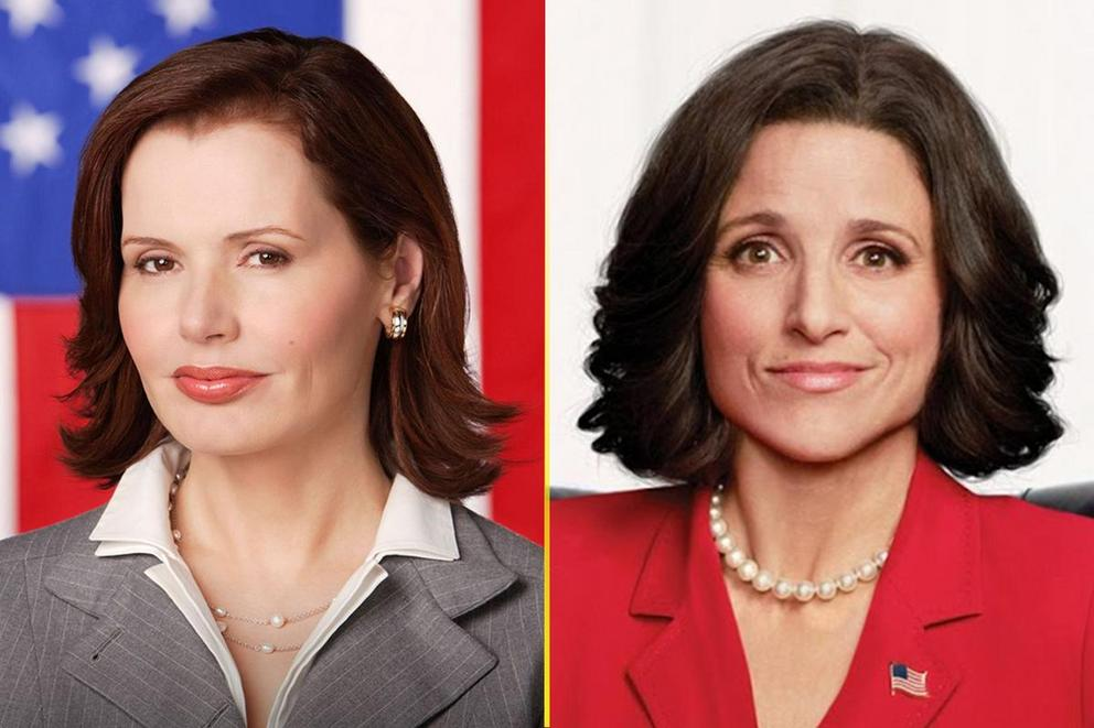 Best TV vice president turned president: Mackenzie Allen or Selina Meyer?