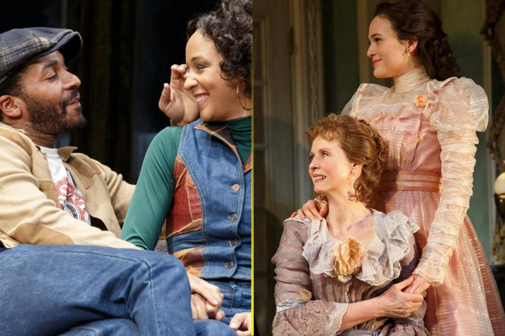 Best Play Revival: 'Jitney' or 'The Little Foxes'?