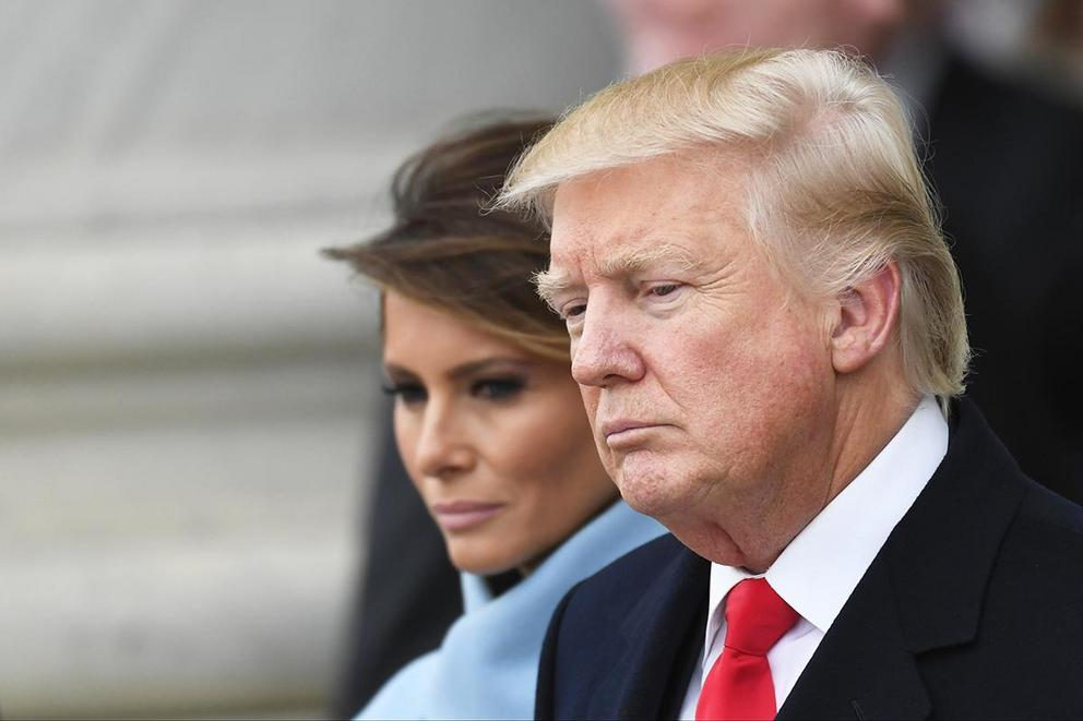 Should Melania divorce Donald Trump?
