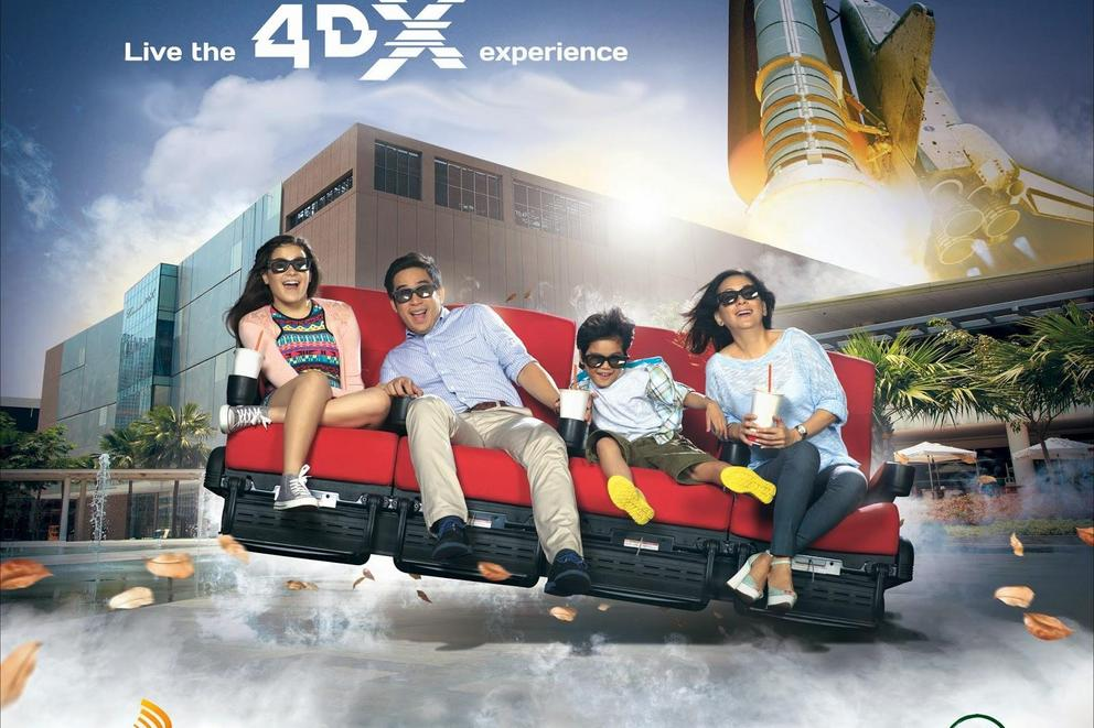 Would you see blockbuster movies in 4DX?