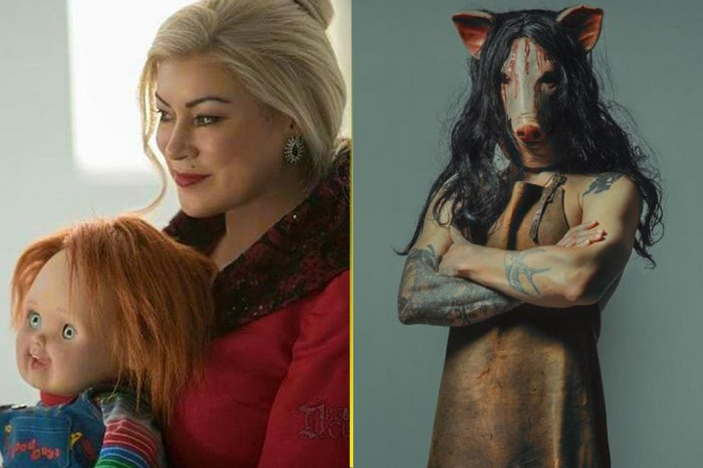 Which new horror film is worth seeing: 'Cult of Chucky' or 'Jigsaw'?