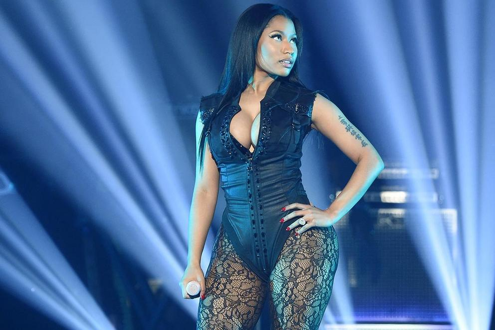 Should Nicki Minaj play Catwoman?