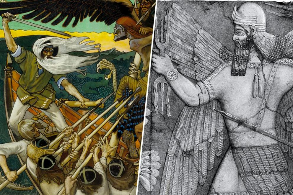 Greatest epic of world literature: 'Kalevala' or 'Epic of Gilgamesh'?
