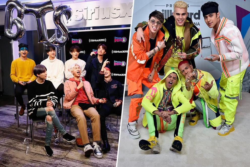 Best boy group of 2019 so far: BTS or CNCO?