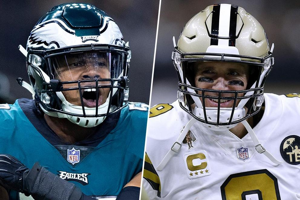 Who will win the NFC Divisional Round: Eagles or Saints?