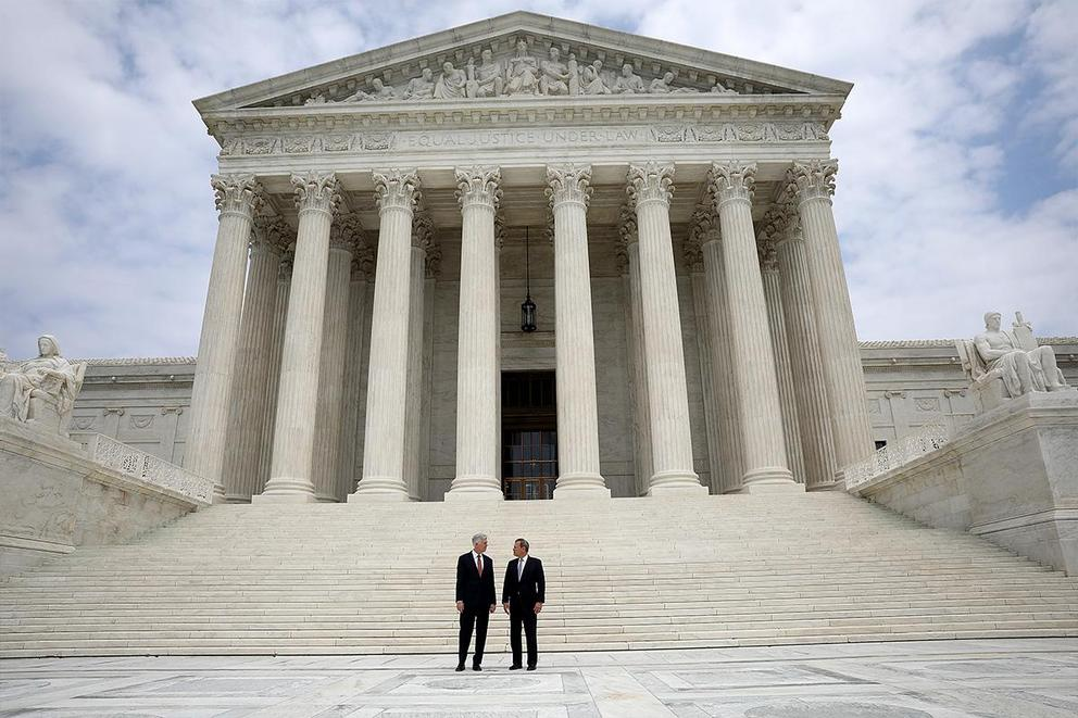 Is the judicial system too political?