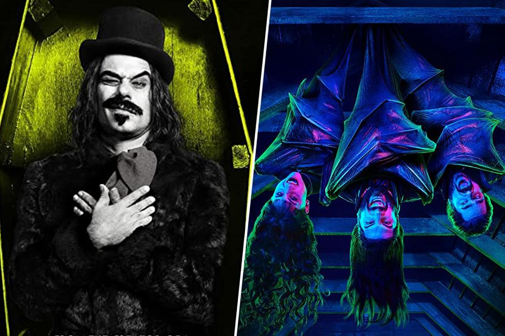 Is the 'What We Do in the Shadows' movie or TV series better?