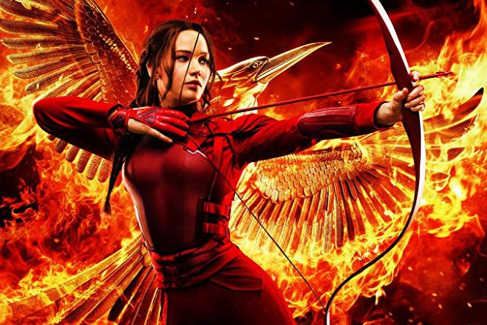 Will you be reading the new 'Hunger Games' book?