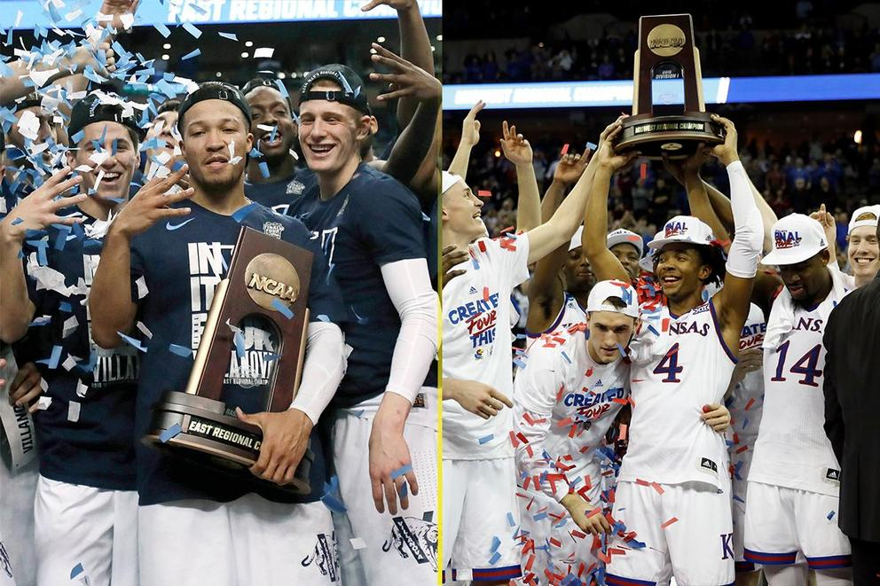 Villanova vs. Kansas: Who will win the Final Four matchup?