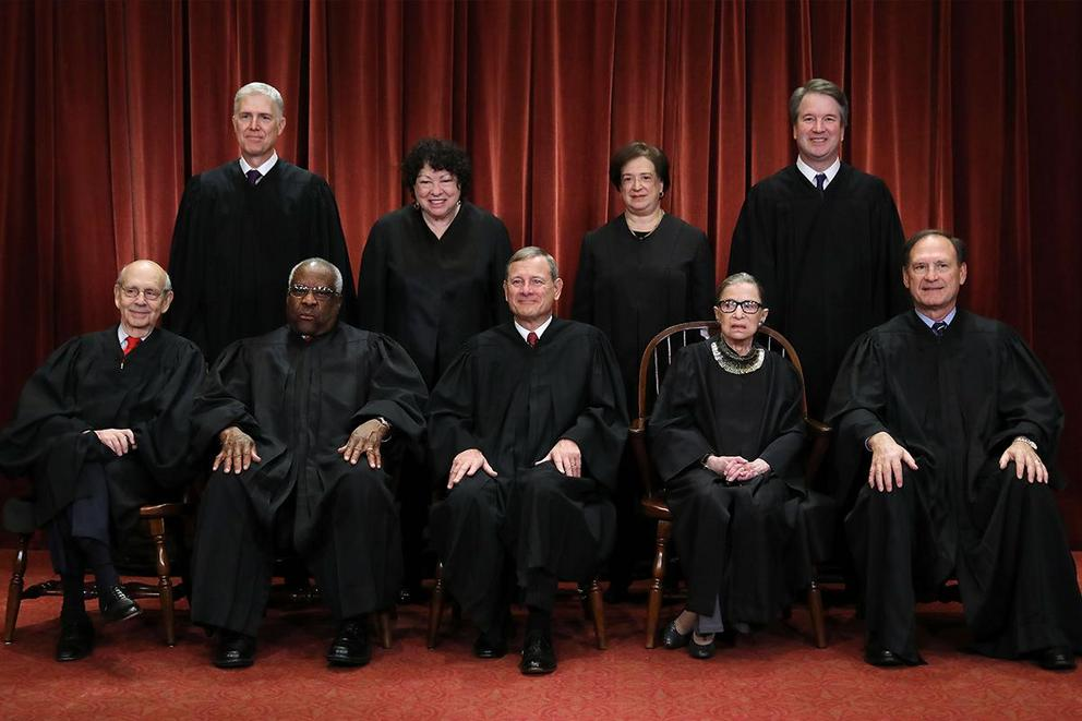 Are U.S. judges too political?