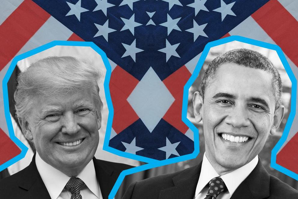 Most influential president: Barack Obama or Donald Trump?
