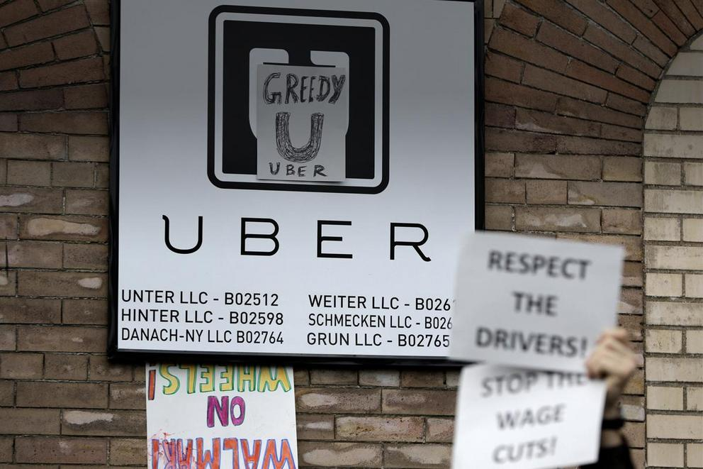 Is the 'Uber economy' bad for society?