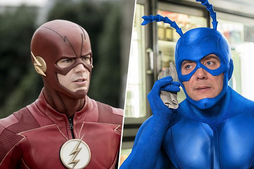 Ultimate '10s superhero show: 'The Flash' or 'The Tick'?