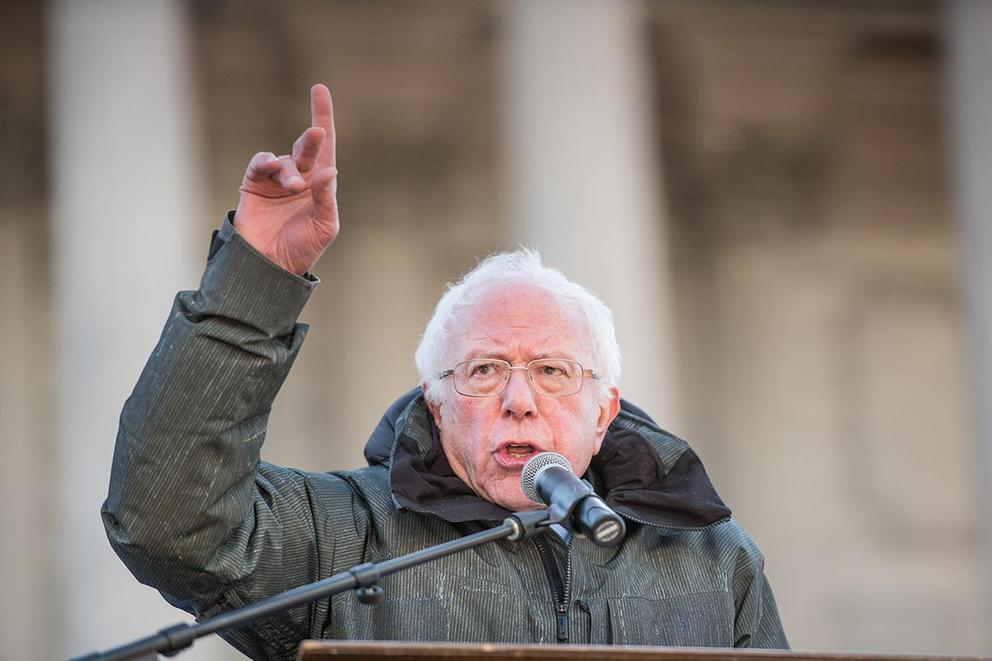 Is Bernie Sanders too old to run for president in 2020?
