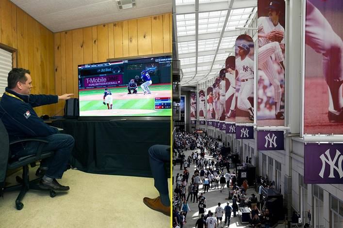 Is it better to watch sports on TV or in-person?