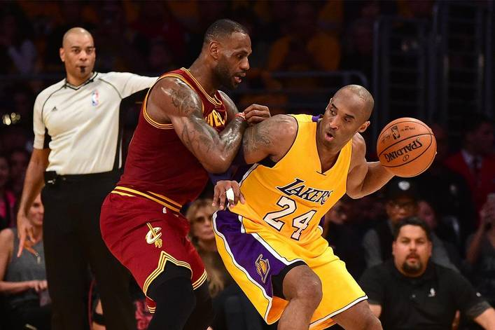 249ce2550cdc3 Should Kobe Bryant come out of retirement to play with LeBron James ...