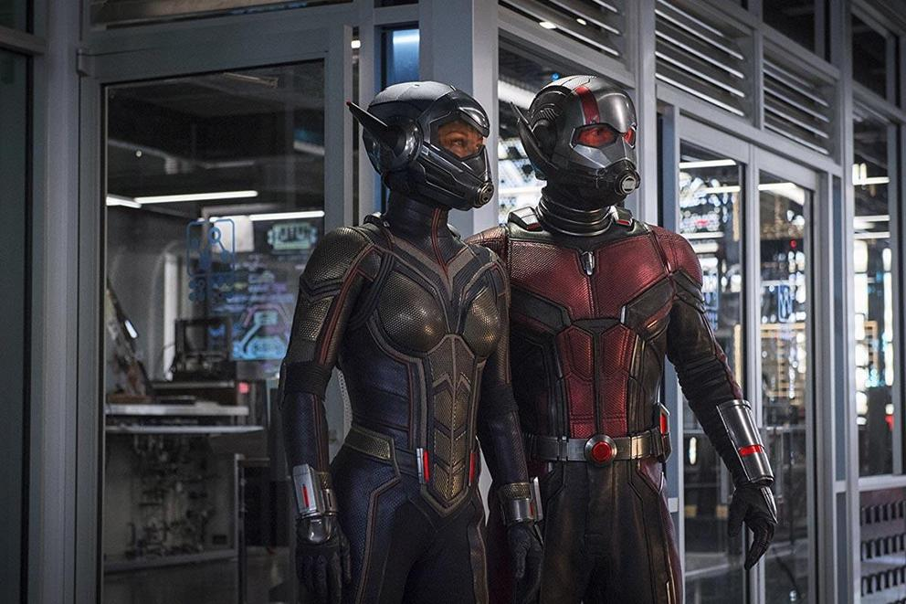 Which Marvel character is more badass: The Wasp or Ant-Man?