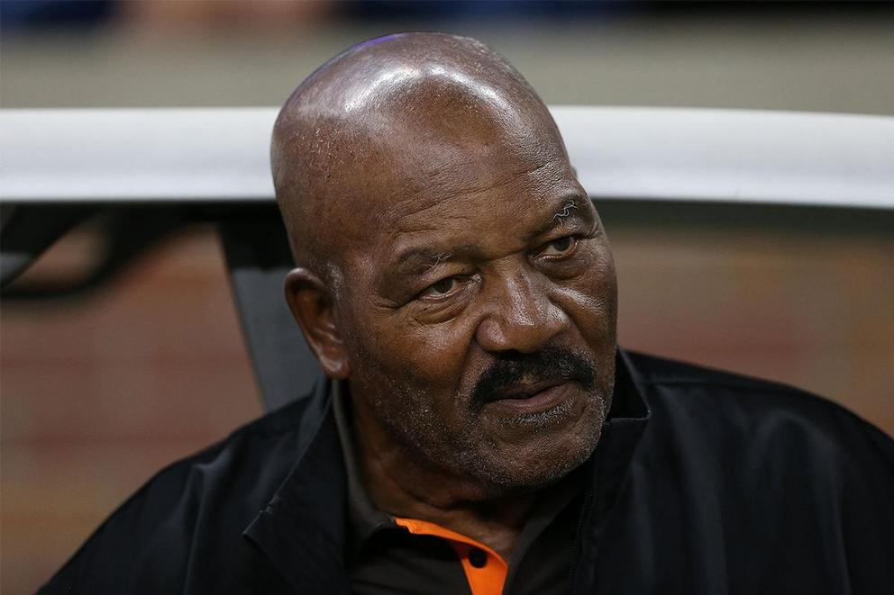Is Jim Brown a patriot or sell out?