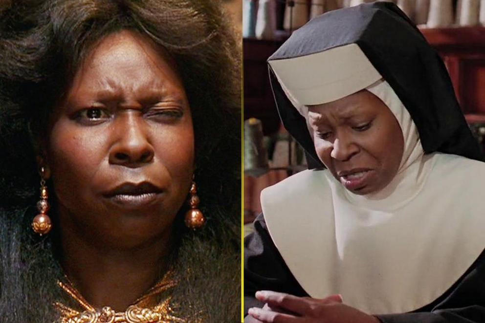 Whoopi Goldberg's best comedy: 'Ghost' or 'Sister Act'?