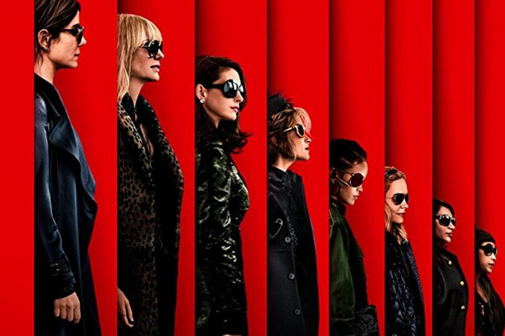 Does the 'Ocean's 8' reboot look unoriginal?