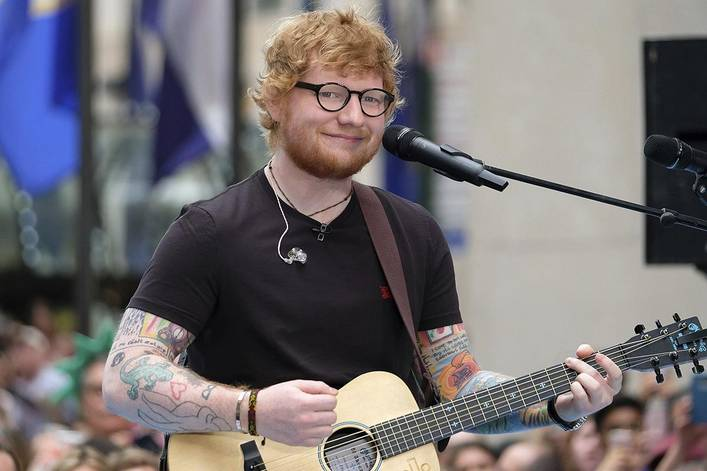 Ed Sheeran's best hit: 'Thinking Out Loud' or 'Shape of You'?