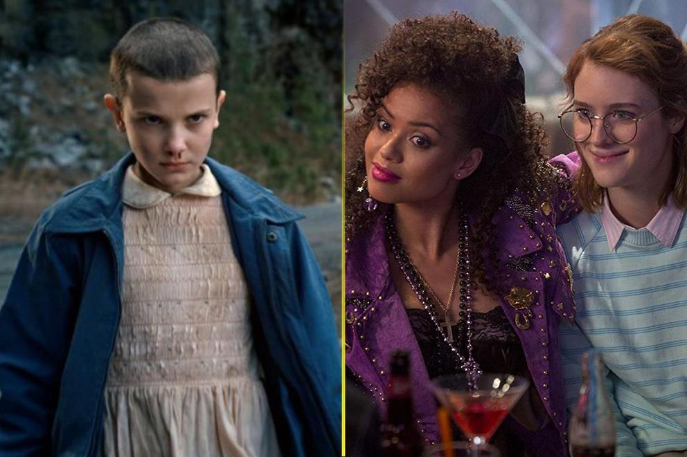 Best Netflix sci-fi horror show: 'Stranger Things' or 'Black Mirror'?