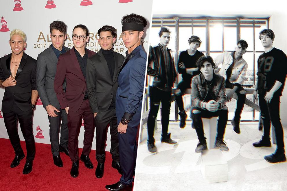 Favorite Latin pop boy band: CNCO or CD9?