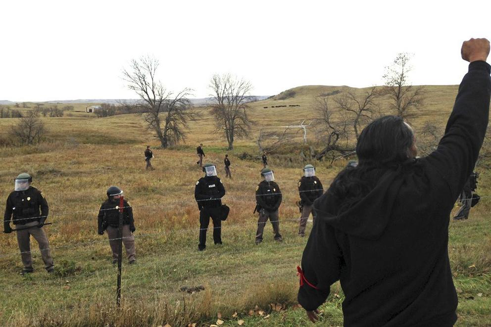 Should the Dakota Access Pipeline be shut down?