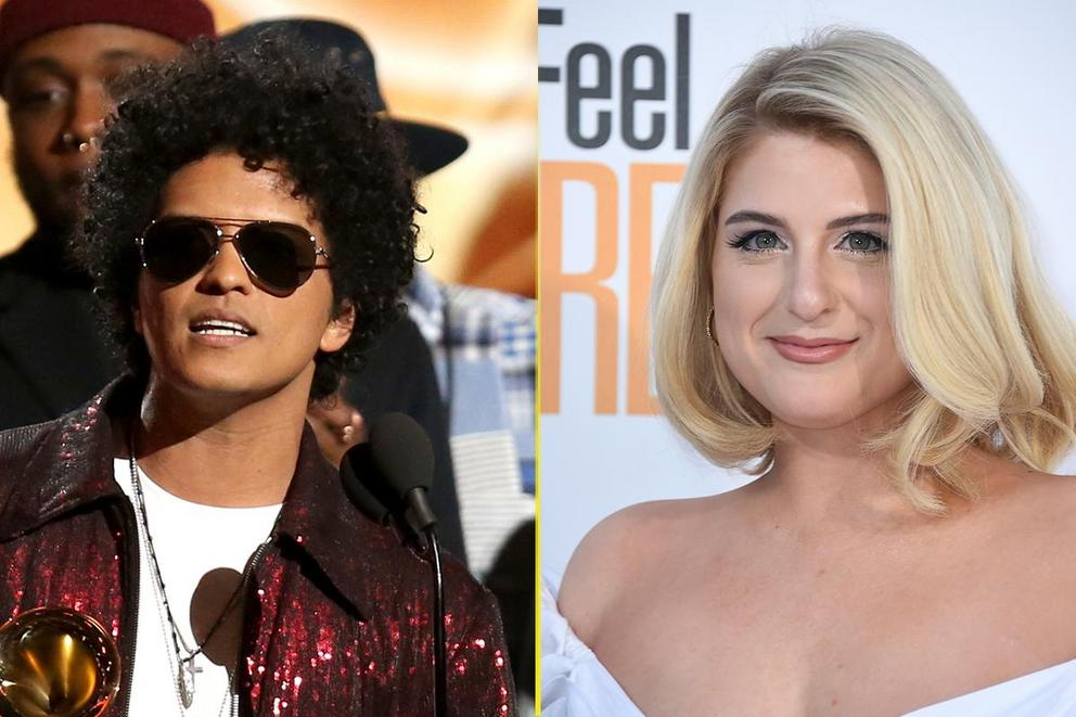 Radio Disney's Best Artist: Bruno Mars or Meghan Trainor?