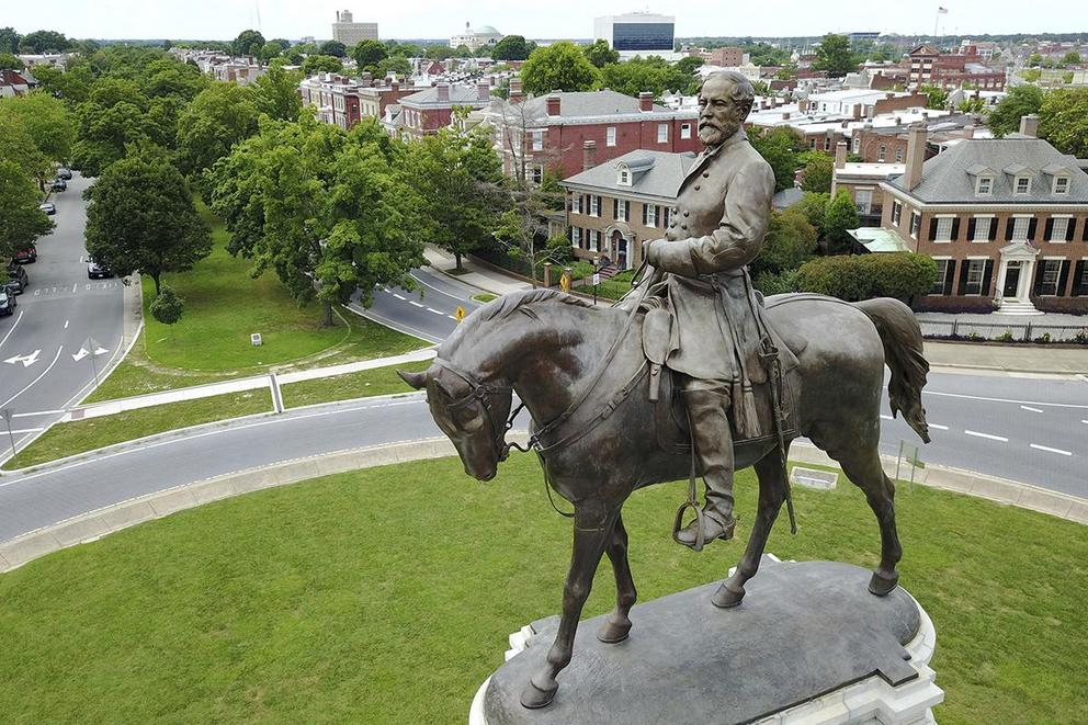 Should all Confederate statues be taken down?