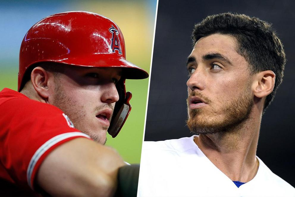 Who is the midseason MLB MVP: Mike Trout or Cody Bellinger?