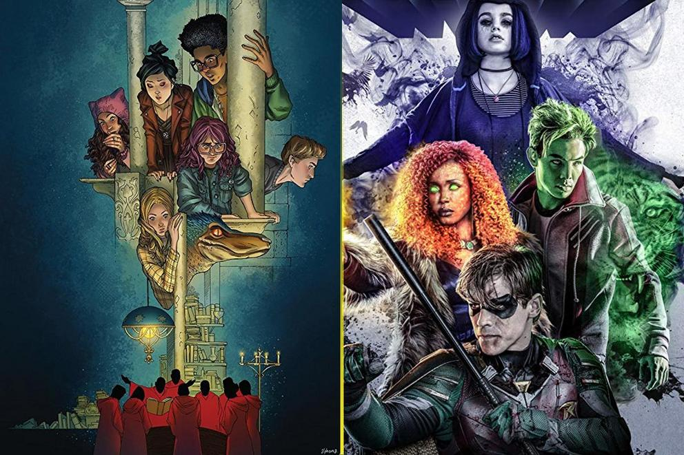 Favorite teen superhero team show: 'Runaways' or 'Titans'?