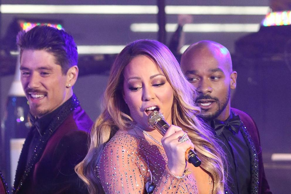 Is time for Mariah Carey to call it quits?